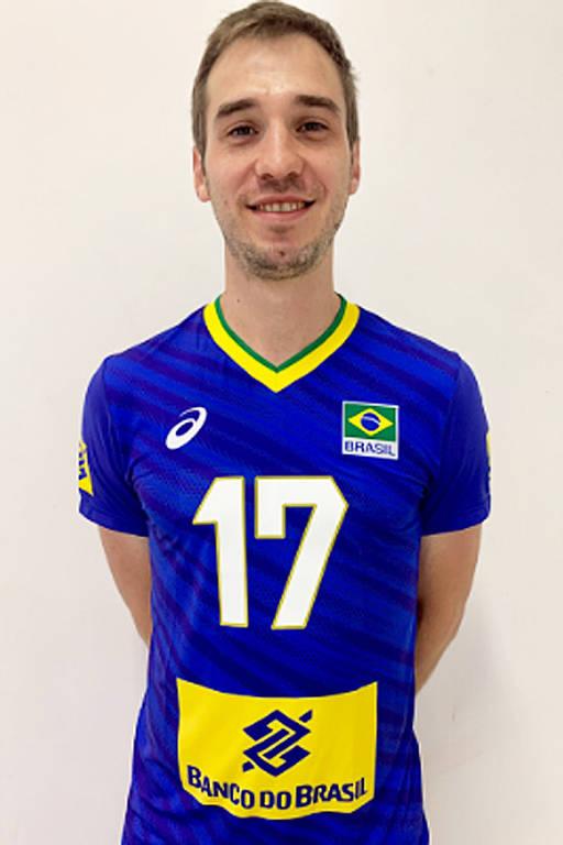 Os 12 convocados da seleção brasileira de vôlei para os Jogos de Tóquio