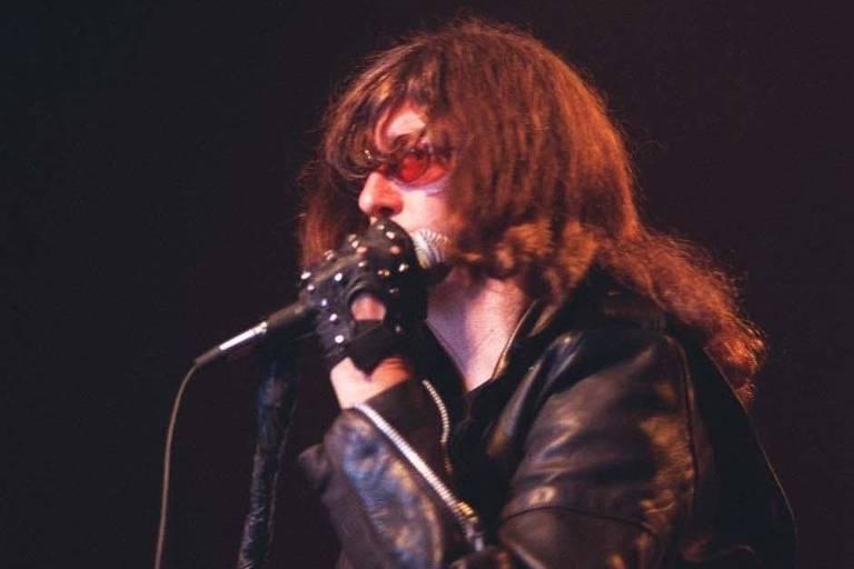 A vida de Joey Ramone