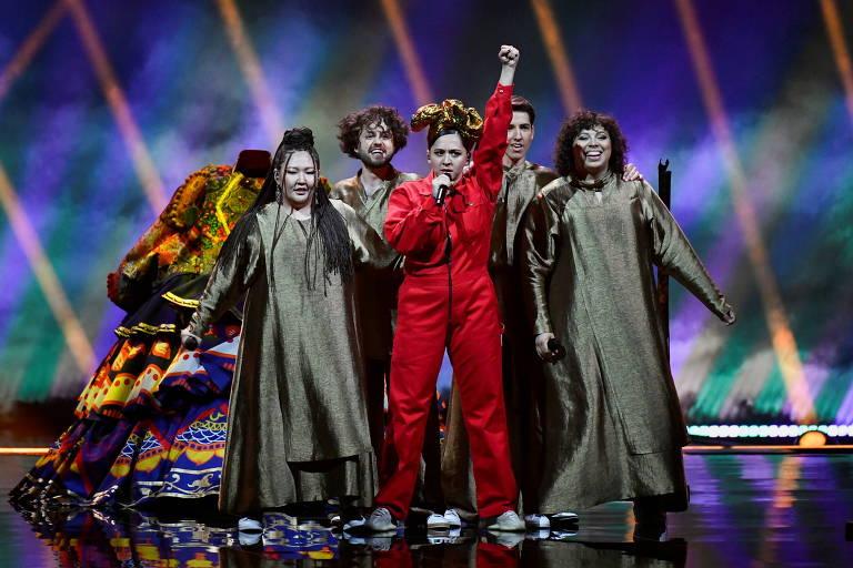 O que é o Eurovision