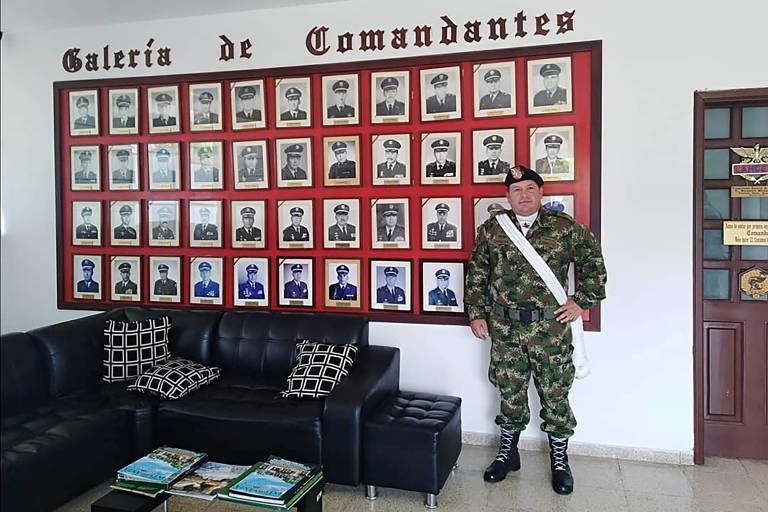 Duberney Capador Giraldo, um dos ex-soldados colombianos mortos durante a operação de captura de suspeitos do assassinato do presidente haitiano Jovenel Moïse