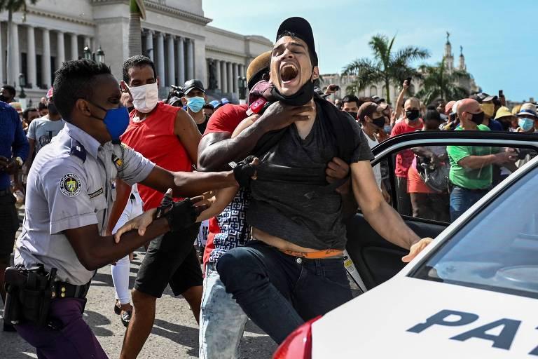 Cuba derruba internet para evitar novos protestos organizados por redes sociais