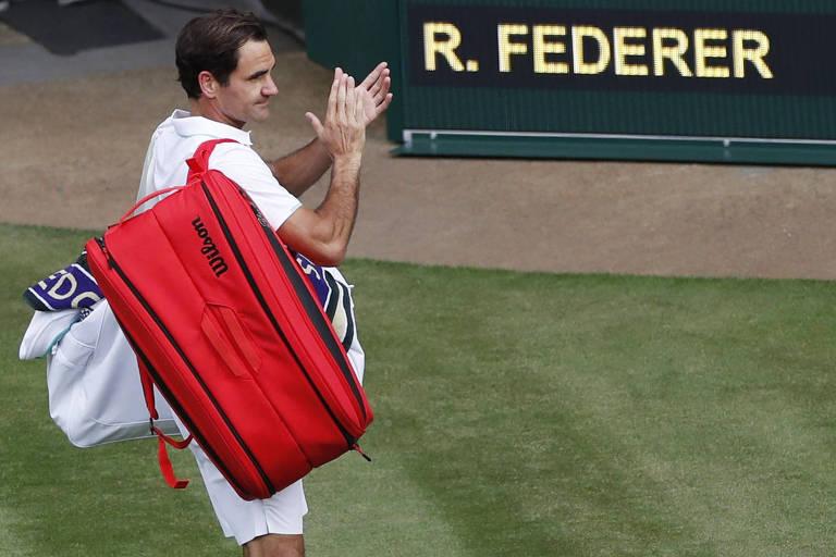 Federer anuncia que não disputará Jogos Olímpicos de Tóquio