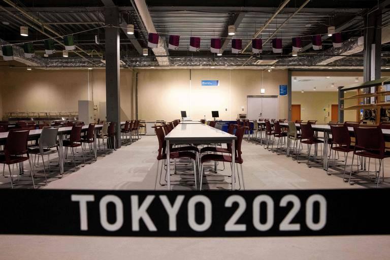 Conheça a Vila Olímpica de Tóquio