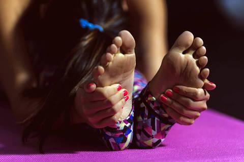 Yoga e as fases da Lua