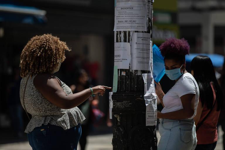 Mais da metade (52%) da população acredita que o desemprego vai aumentar no país