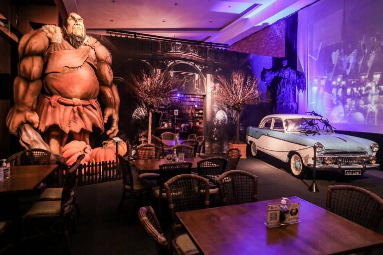 Conheça restaurantes e bares inspirados em 'Harry Potter' para visitar em São Paulo