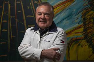 retrato de Antonio Carlos Moura