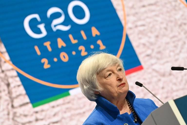 G20 deixou de cumprir suas missões