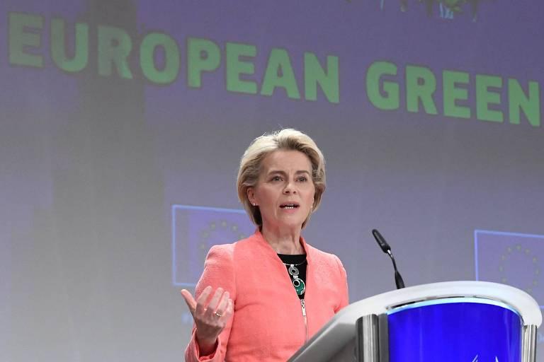 União Europeia lança plano ambicioso contra poluição, que inclui vetar carros a combustão até 2035