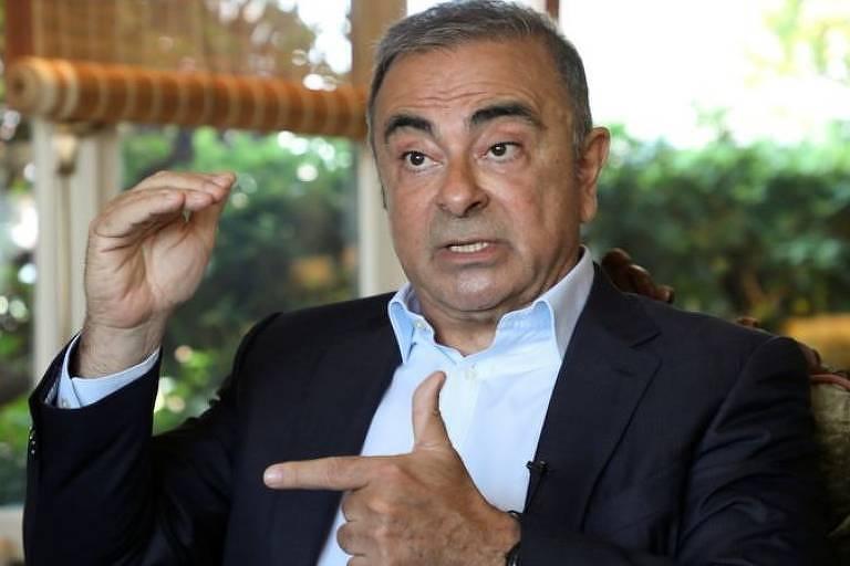 'Como escapei do Japão dentro de uma caixa': as revelações do brasileiro Carlos Ghosn, ex-chefão da Nissan