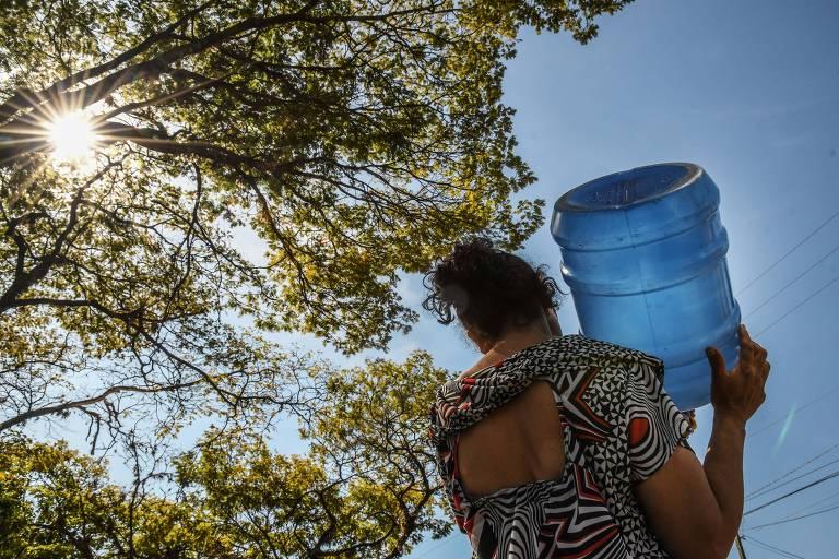 Racionamento de água já afeta cidades do interior de São Paulo
