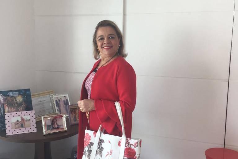 A desembargadora do TJ-BA Sandra Inês Rusciolelli, que fez acordo de delação premiada