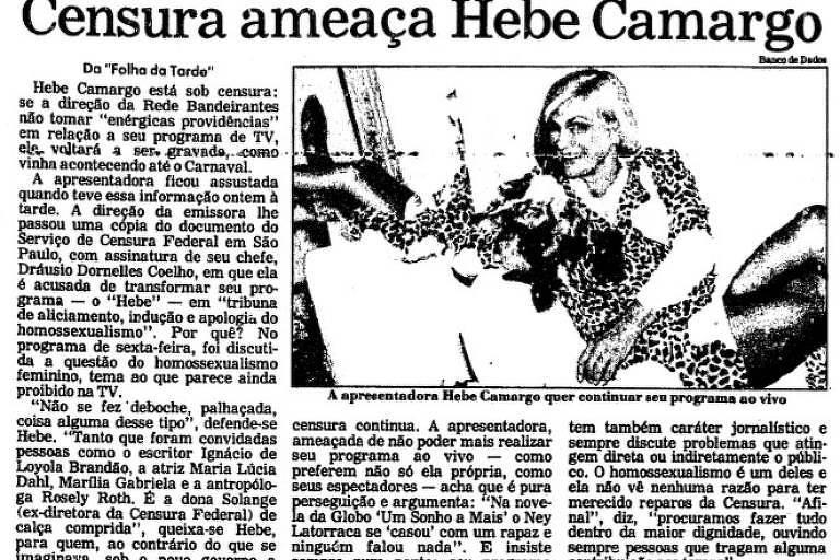 Acervo lésbico brasileiro reúne documentos sobre ditadura e luta contra homofobia na Constituinte
