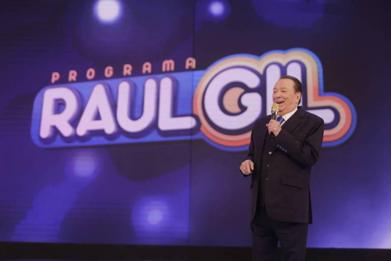 Raul Gil volta da pandemia com novidades em seu 1ª programa inédito no SBT