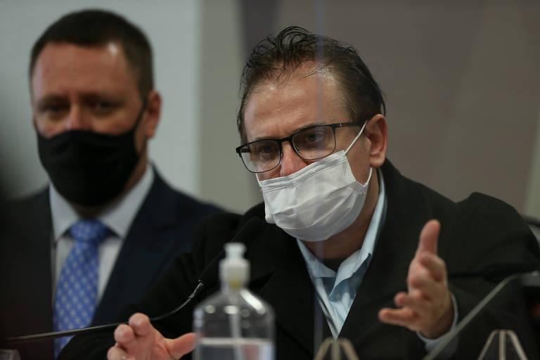 Vendedor de vacinas usou nome de empresa de peças de avião para se apresentar ao Ministério da Saúde
