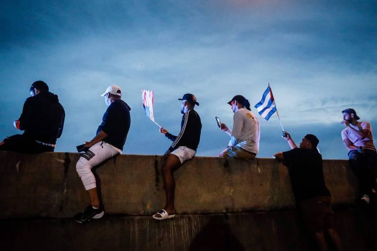 Após protestos, Cuba autoriza livre entrada de alimentos e remédios