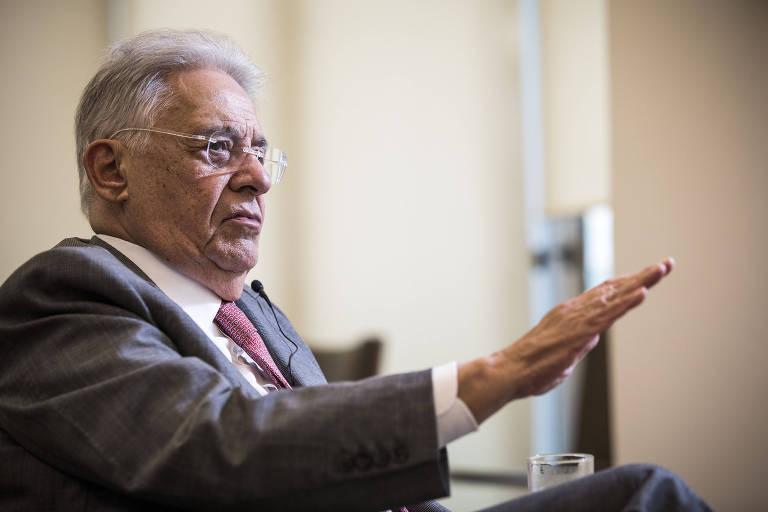 FHC e Ciro pedem respeito a autonomia de Cuba e criticam repressão a protestos