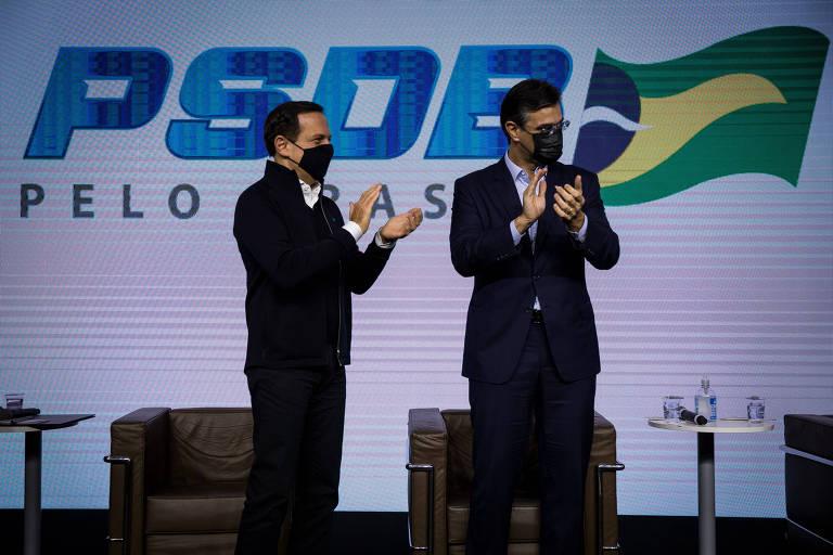 Com filiações, vídeo e site, Doria intensifica campanha em prévias do PSDB e impulsiona seu vice em SP