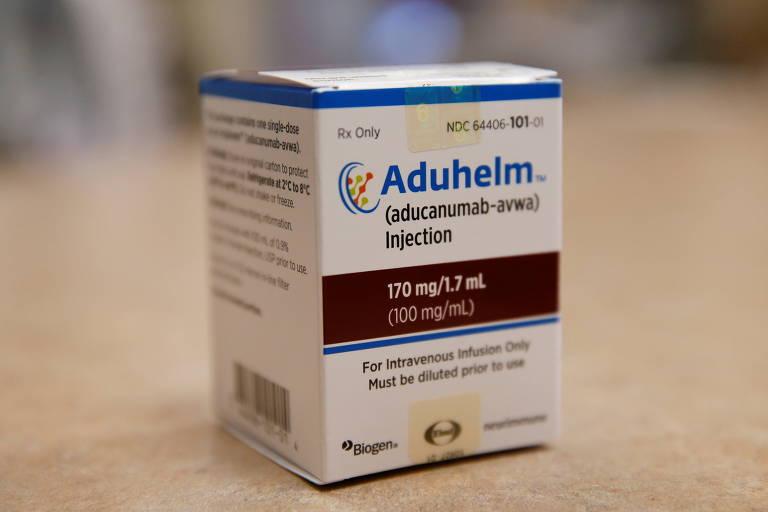 Nova droga para Alzheimer enfrenta suspeitas e obstáculos nos EUA