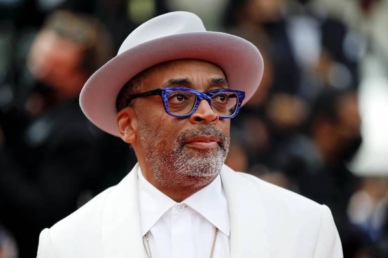 Segredo para sobreviver a Cannes é dormir bem e usar belas roupas, diz Spike Lee