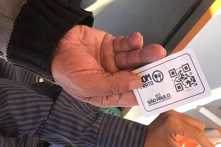 QR Code para moradores de rua rende prêmio internacional da Microsoft ao Bom Prato de SP