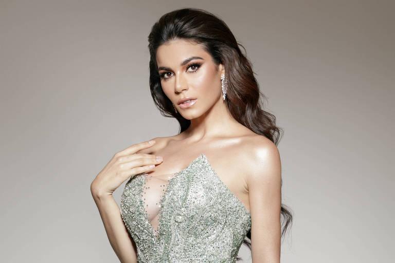 Band contrata Miss Brasil Julia Gama para trabalhar com Faustão
