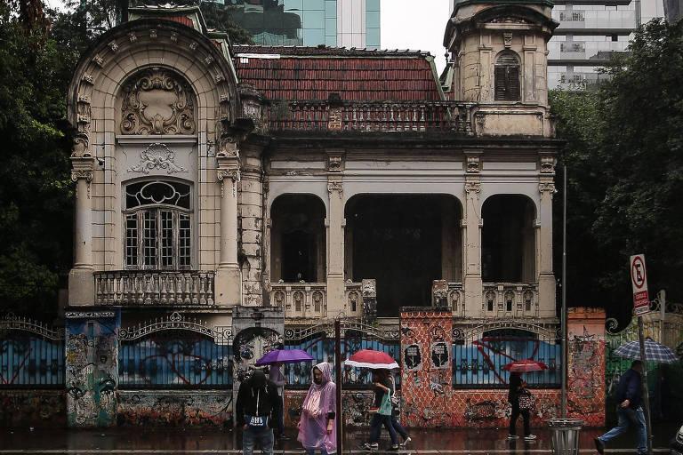 Gestão Doria agora quer que casarão na Paulista vire museu de gastronomia