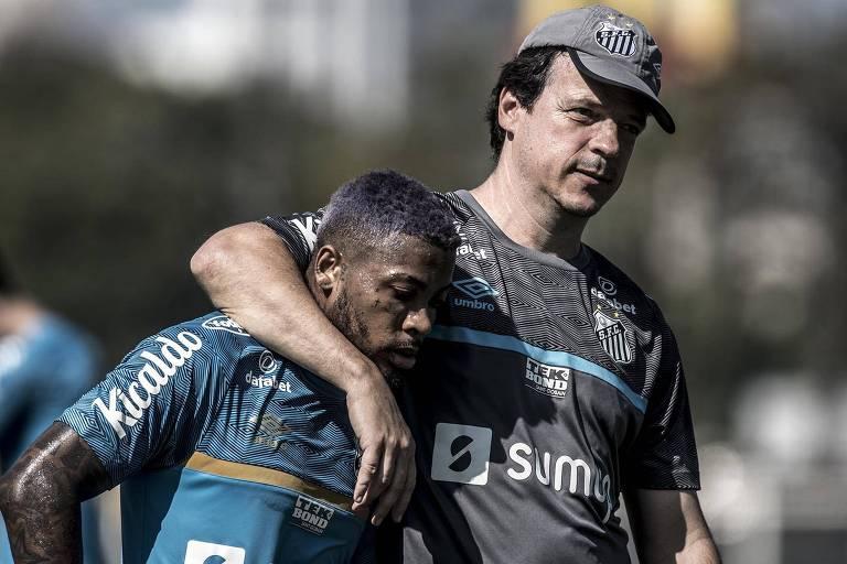 Santos tenta superar desgaste dos jogadores em visita ao Bragantino