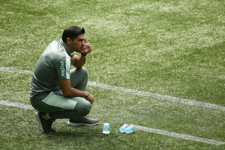 Futebol do Palmeiras começa a desagradar torcedores e rivais