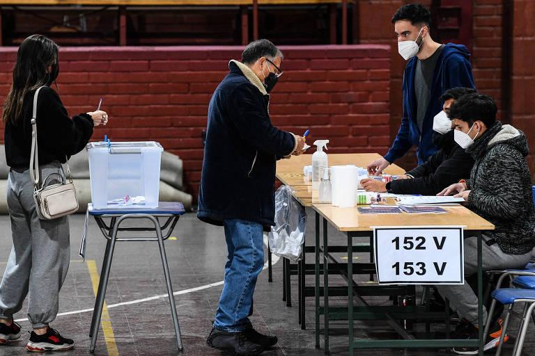 Dois candidatos inesperados vencem primárias e disputarão Presidência do Chile