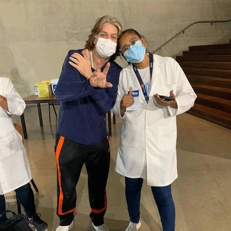 Enfermeira das celebridades