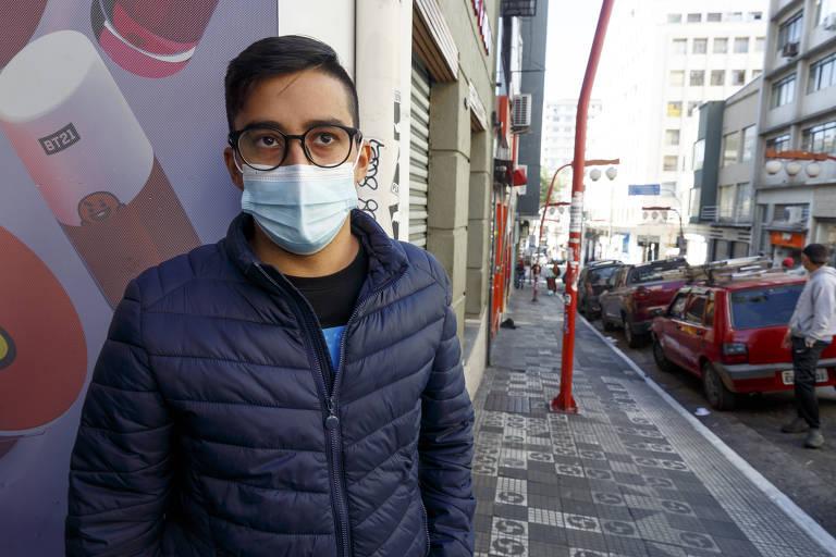 Bairro mais japonês do país, Liberdade não entra no clima da Olimpíada em SP