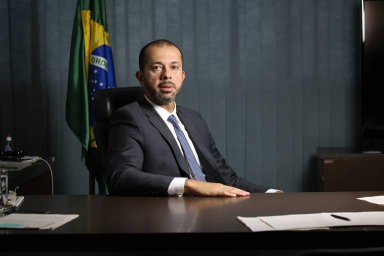 Alexandre Cordeiro de Macedo assumiu a presidente do Cade (Conselho Administrativo de Defesa Econômica) no dia 12 de julho