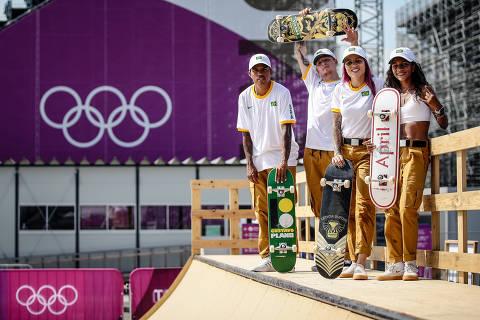 Banco de dados dos atletas olímpicos brasileiros revela desafios e curiosidades