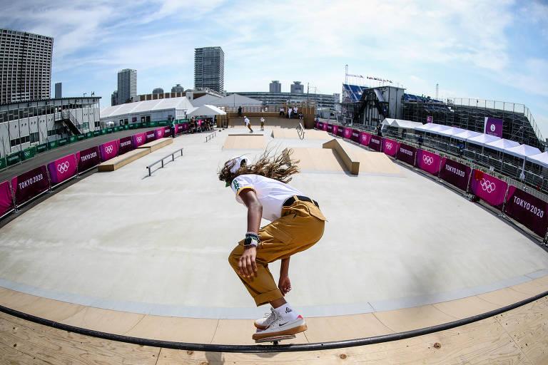 Surfe e skate promoverão rejuvenescimento da audiência olímpica