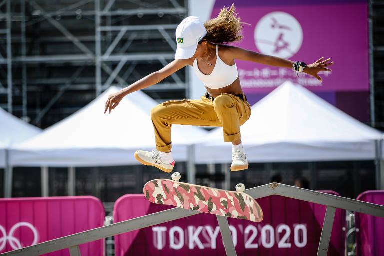 Saiba como são as disputas do skate nas Olimpíadas