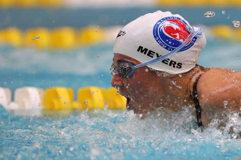 Nadadora desiste da Paraolimpíada por não poder ter a mãe como cuidadora