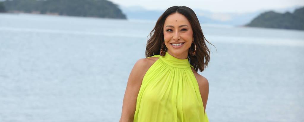 Sabrina Sato em A Ilha