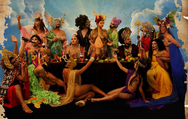 Quem são as Themônias, drag queens monstruosas que tomaram a cena artística