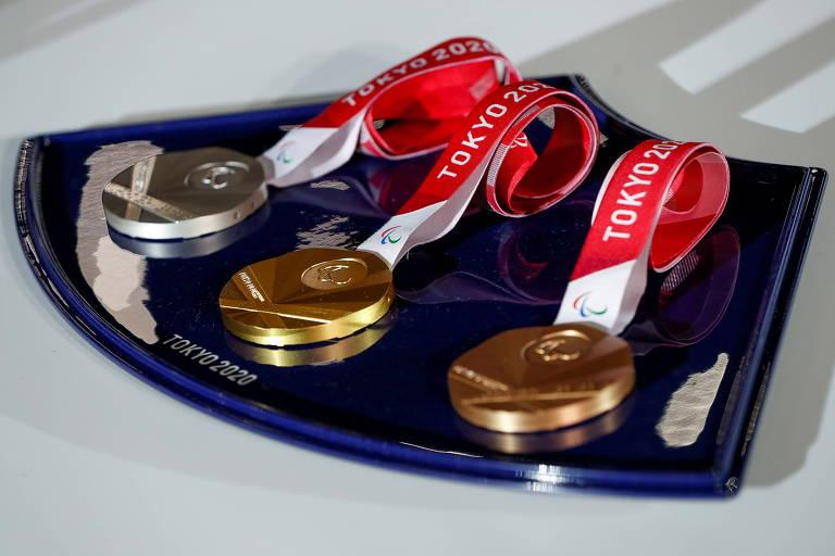 Veja a evolução das medalhas olímpicas até Tóquio-2020