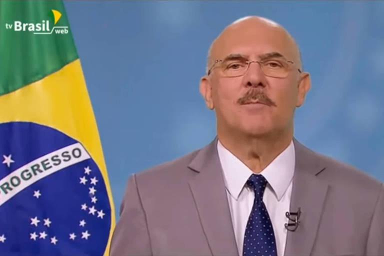 Ministério da Educação com Milton Ribeiro