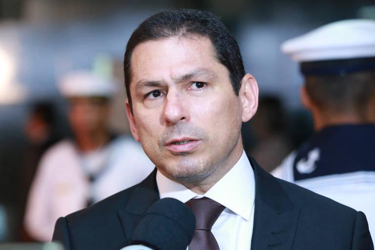 Este é Marcelo Ramos, vice-presidente da Câmara dos Deputados