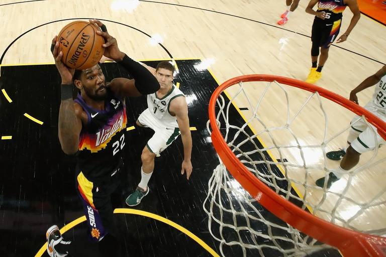 As finais da NBA, jogo a jogo
