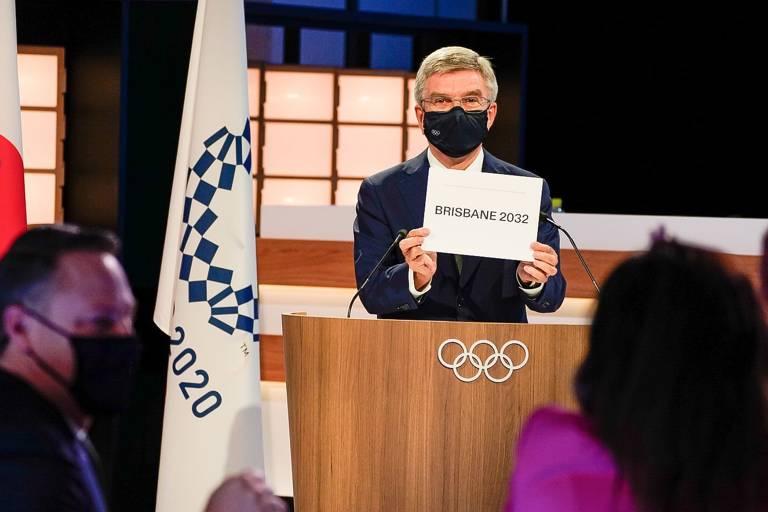 Sem concorrência, Brisbane, na Austrália, vai sediar Olimpíada de 2032