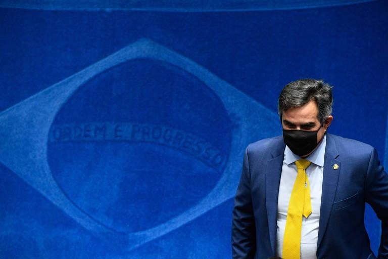 Ciro Nogueira (PP-PI), no plenário do Senado