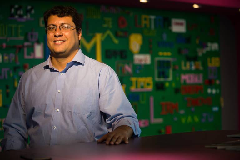 Fabricio Bloisi, presidente do iFood
