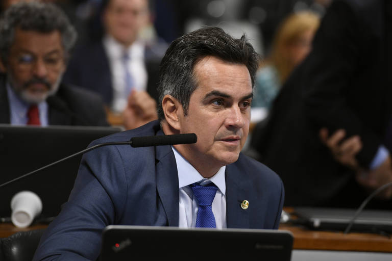 Este é o senador Ciro Nogueira