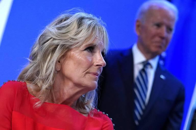 Jill Biden lidera delegação dos EUA nos Jogos de Tóquio