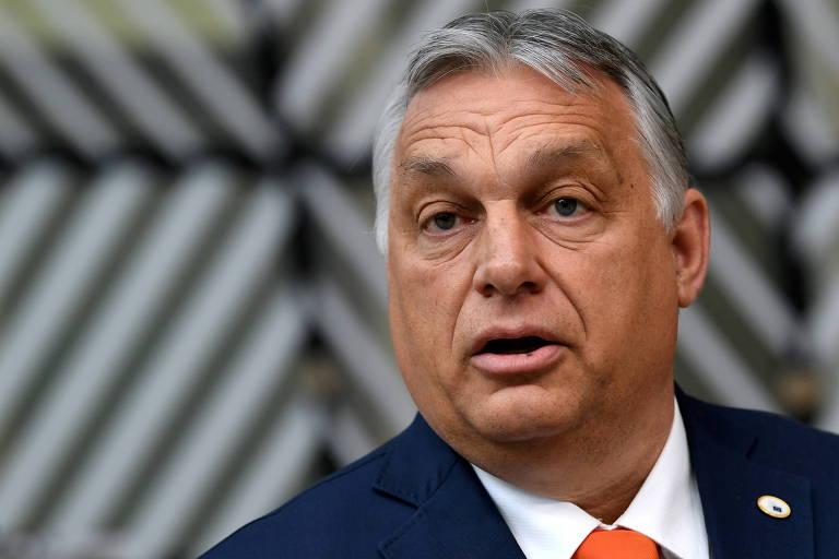Premiê da Hungria aumenta aposta contra UE e anuncia referendo sobre lei LGBTQIA+