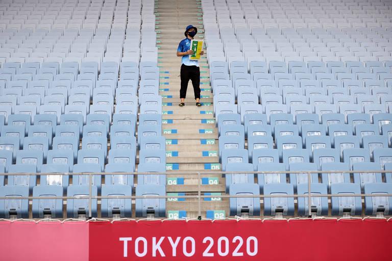 Cerimônia de abertura dos Jogos será 'sóbria', não extravagante, diz produtor